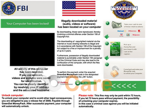 Avoid FBI Anti Piracy Warning virus with easy steps | Avoid