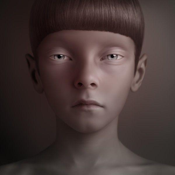 Oleg Dou / Art / Sketches