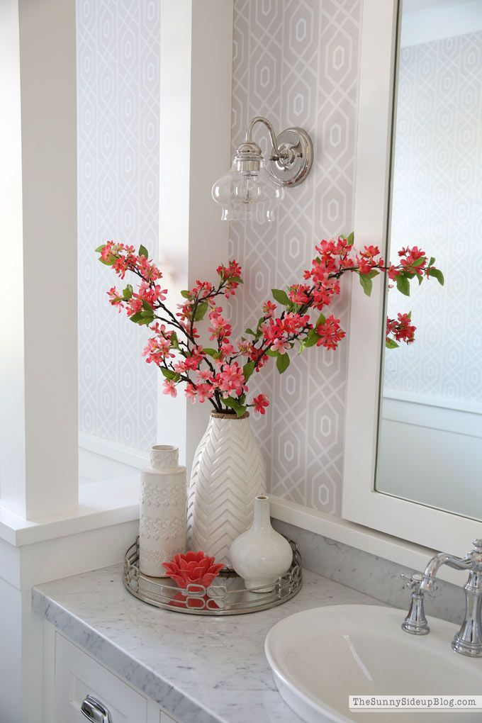 Photo of Simple Spring Decor Updates – Nail Effect