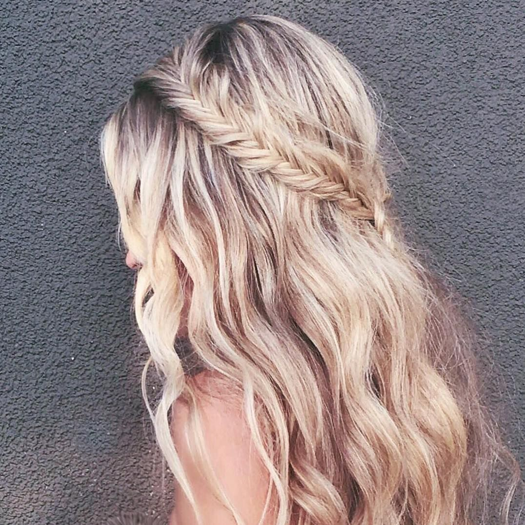 30 Creative And Unique Wedding Hairstyle Ideas: 35 Bridal Braided Hairstyles That Are Exactly How You Want