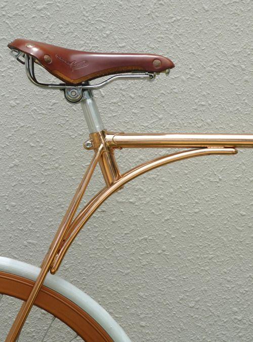 Yura by Vanguard Designs | →bicycles | Bicycle design, Bike frame