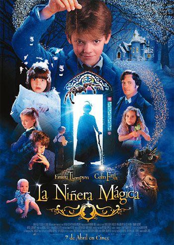 La Ninera Magica Poster Buscar Con Google La Ninera Magica