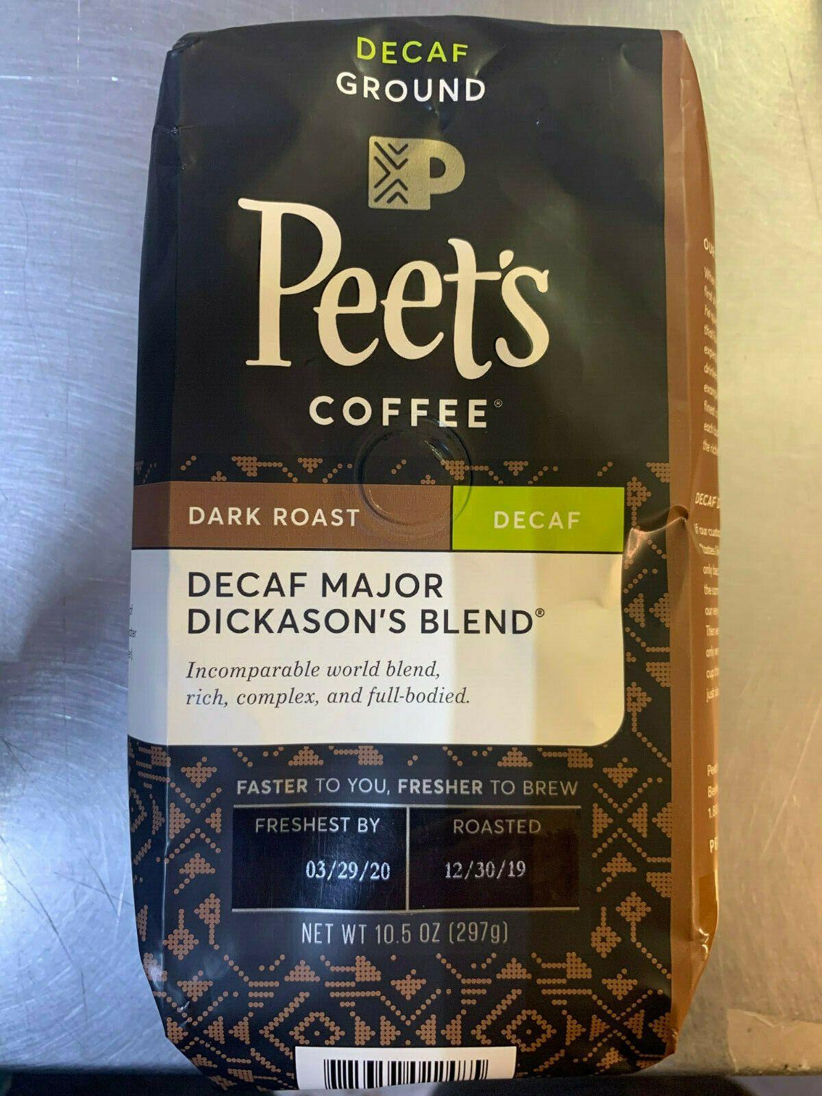 decaf ground coffee ireland