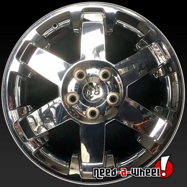 "2009-2012 Dodge Ram 1500 Oem Wheels For Sale. 20"" Chrome"