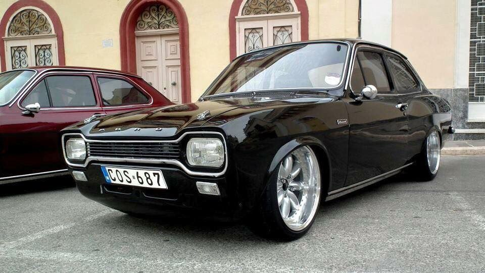 Pin By Turksspaza On Ford Project Ford Classic Cars Ford Escort