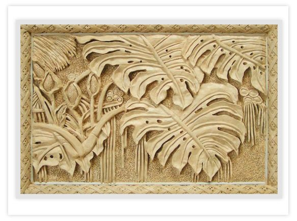 Wall 3d art fiberglass statue bas relief sculpture for Bas relief mural