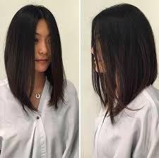 25 Corte de pelo largo adelante y corto atras