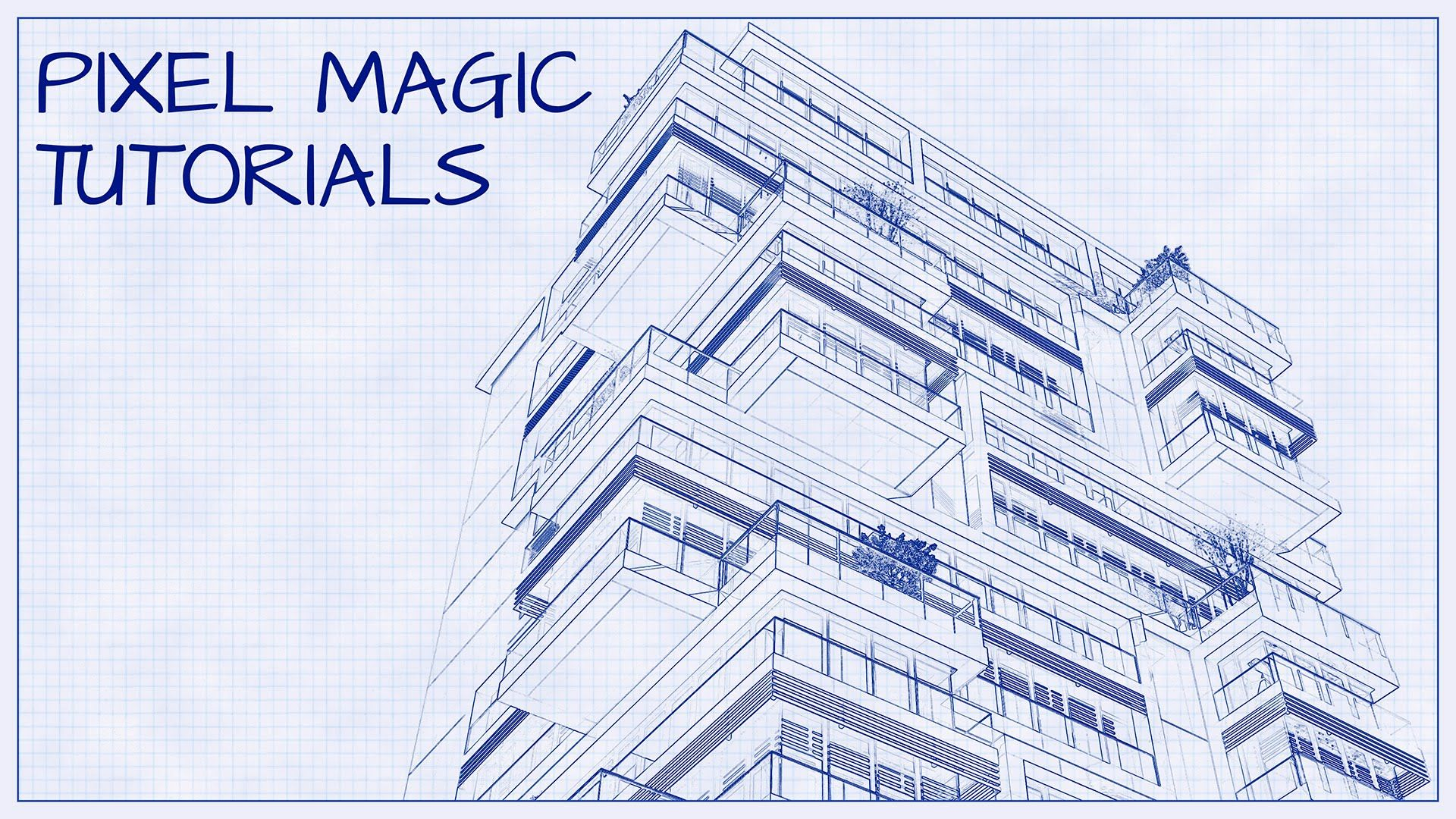 Turn a photo into an architectural blueprint photoshop tutorial turn a photo into an architectural blueprint photoshop tutorial malvernweather Gallery