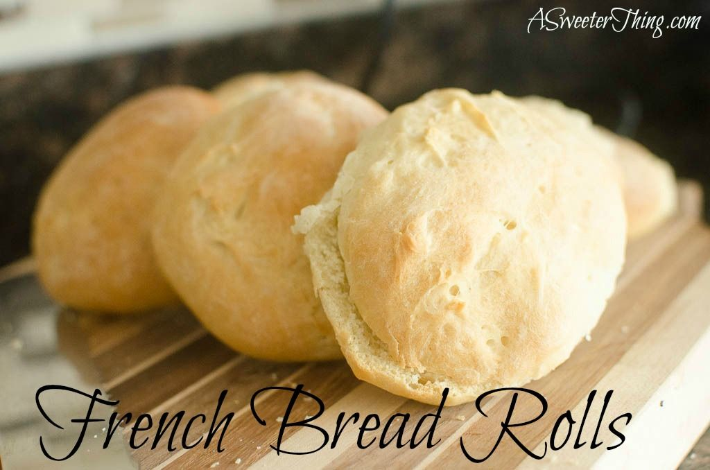 French Bread Rolls | Recipe | Bread, Bread rolls, Healthy ...