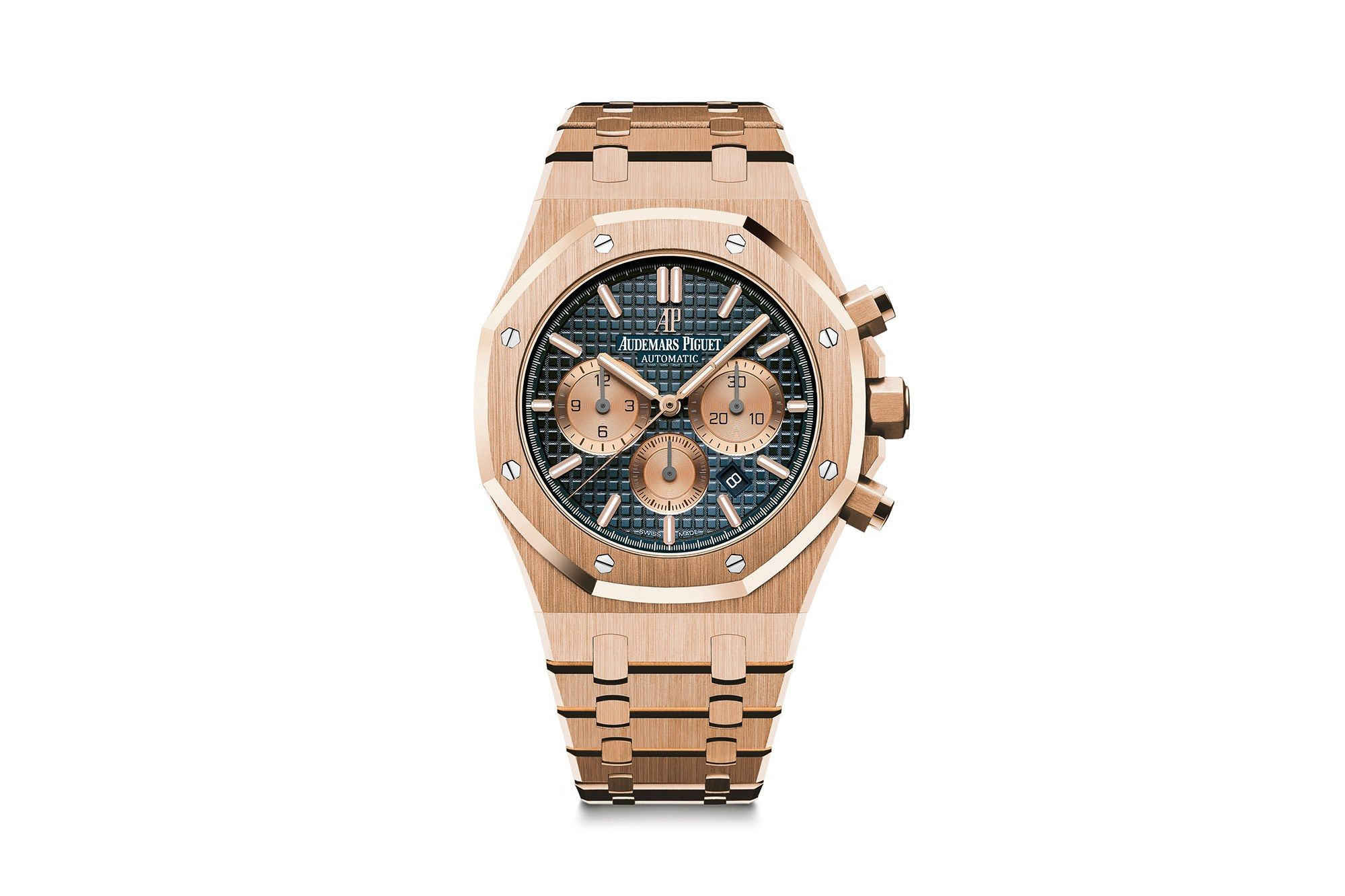 The 14 Rich Guy Watches We're Most Excited About Right Now Photos | GQ