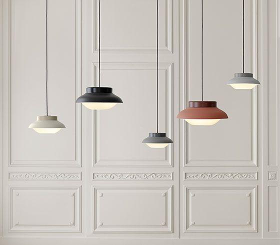 material tendencies sebastian herkner lamps design lampen beleuchtung und lampen. Black Bedroom Furniture Sets. Home Design Ideas