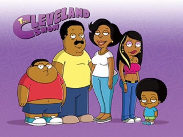 The Cleveland Show | Cleveland show, Cleveland show