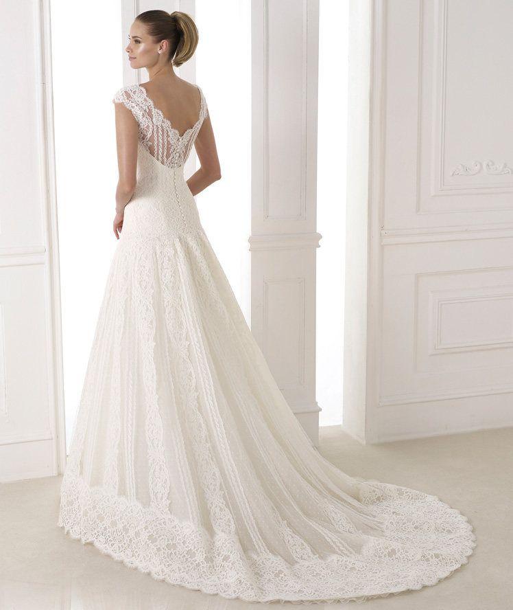 kande • pronovias bridal collection 2015 | dresses | pinterest