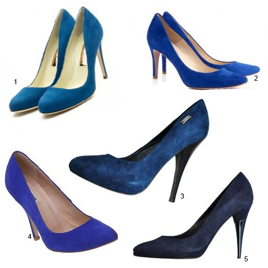 I believe Kate Middleton had a version of these- she has the best shoe collection ever!