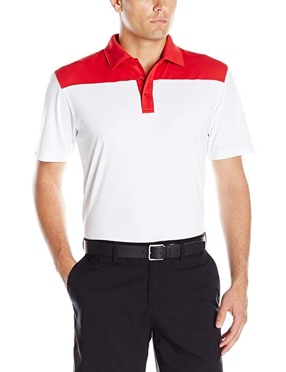 LargeThe Parma Clique Colorblock PoloWhitered5x Men's Tl31JKcF