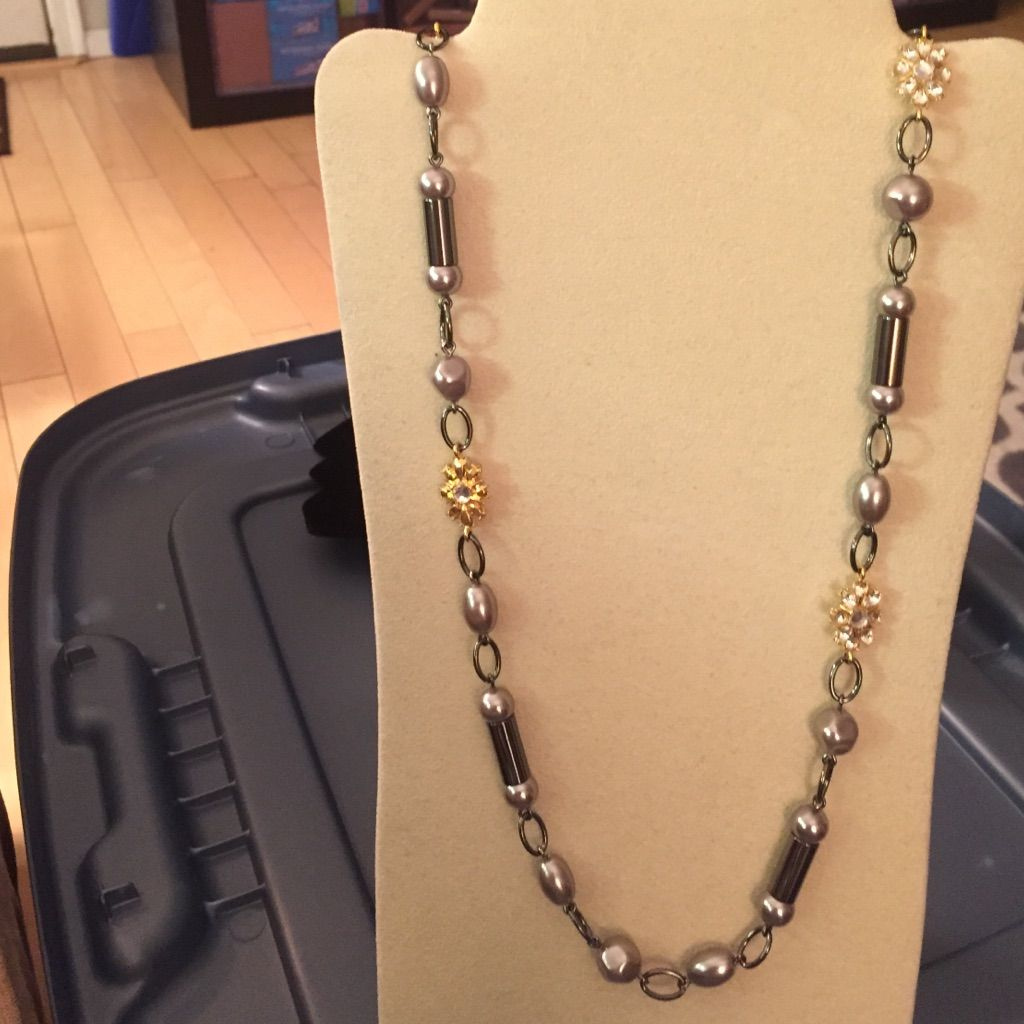 Brand New! Lia Sophia Ravenna Necklace