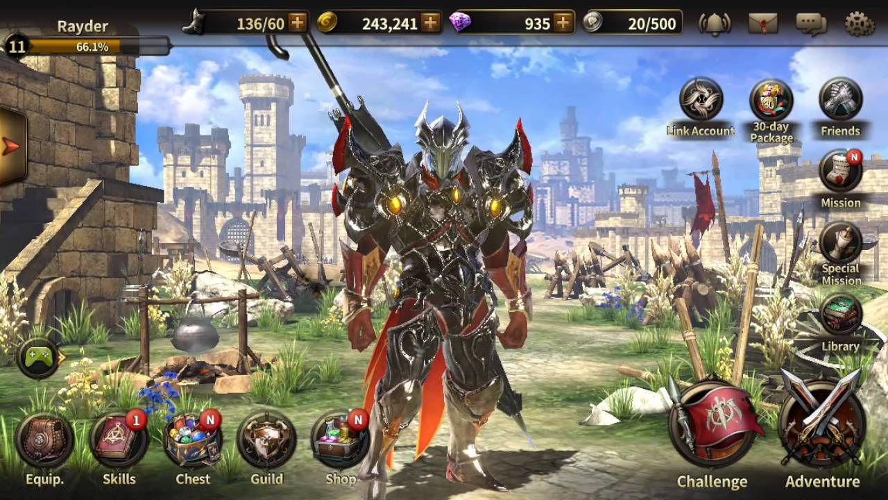 Online Multiplayer Android Games