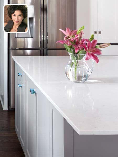 Kitchen Design Basics Delectable Designers' Favorite Basics  Stainless Steel Refrigerator Quartz Review