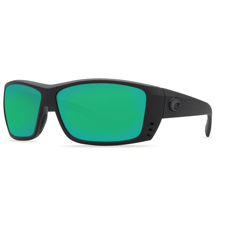 c900ea3f48 Sunglasses 151543  Costa Del Mar Permit Blackout And Green Mirror Plastic 580  New 580P -  BUY IT NOW ONLY   139.9 on eBay!