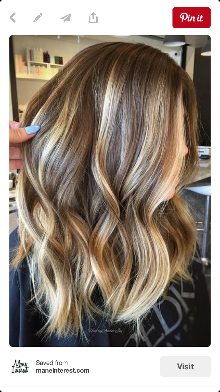 Pin by johanna epps on hair pinterest hair coloring hair style