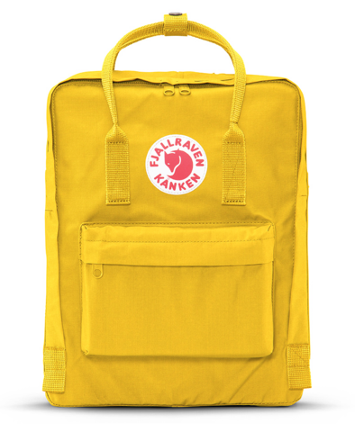 Kånken Backpack - Warm Yellow  290e0a83cd537