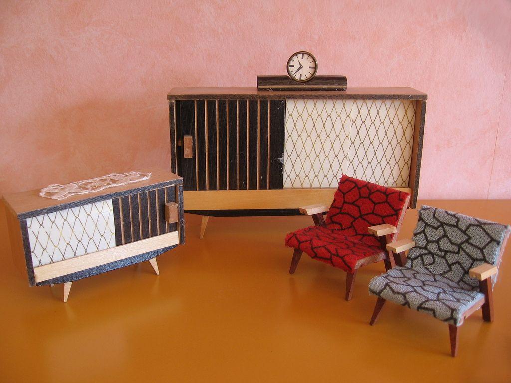 Ddr Küchenmöbel ~ Dollhouse furniture ddr design aus der kommunistzeit ostalgie