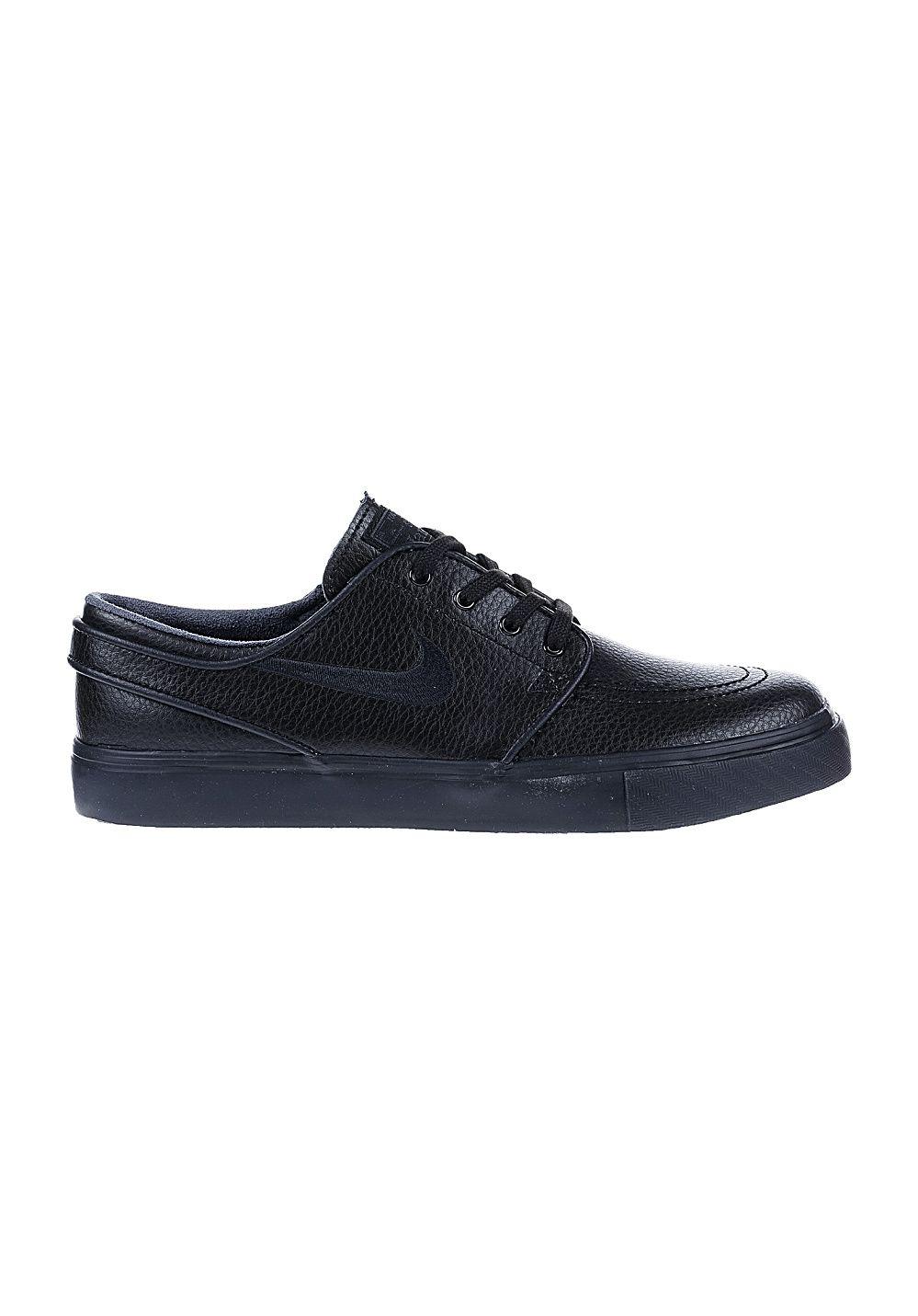16a8e30a1ef Nike SB Zoom Stefan Janoski L - Baskets pour Homme - Noir ...