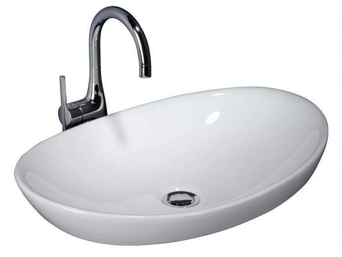 Caroma Pearl 545 Inset Basin $402.00 Gst Inc.