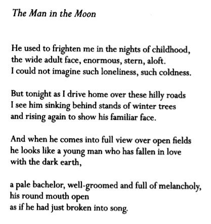 Billy Collin Writing Poetry Book Talk An Old Man Winter Night Paraphrase