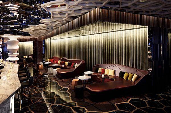 OZONE Nightclub Interior Design by Wonderwall | Night club