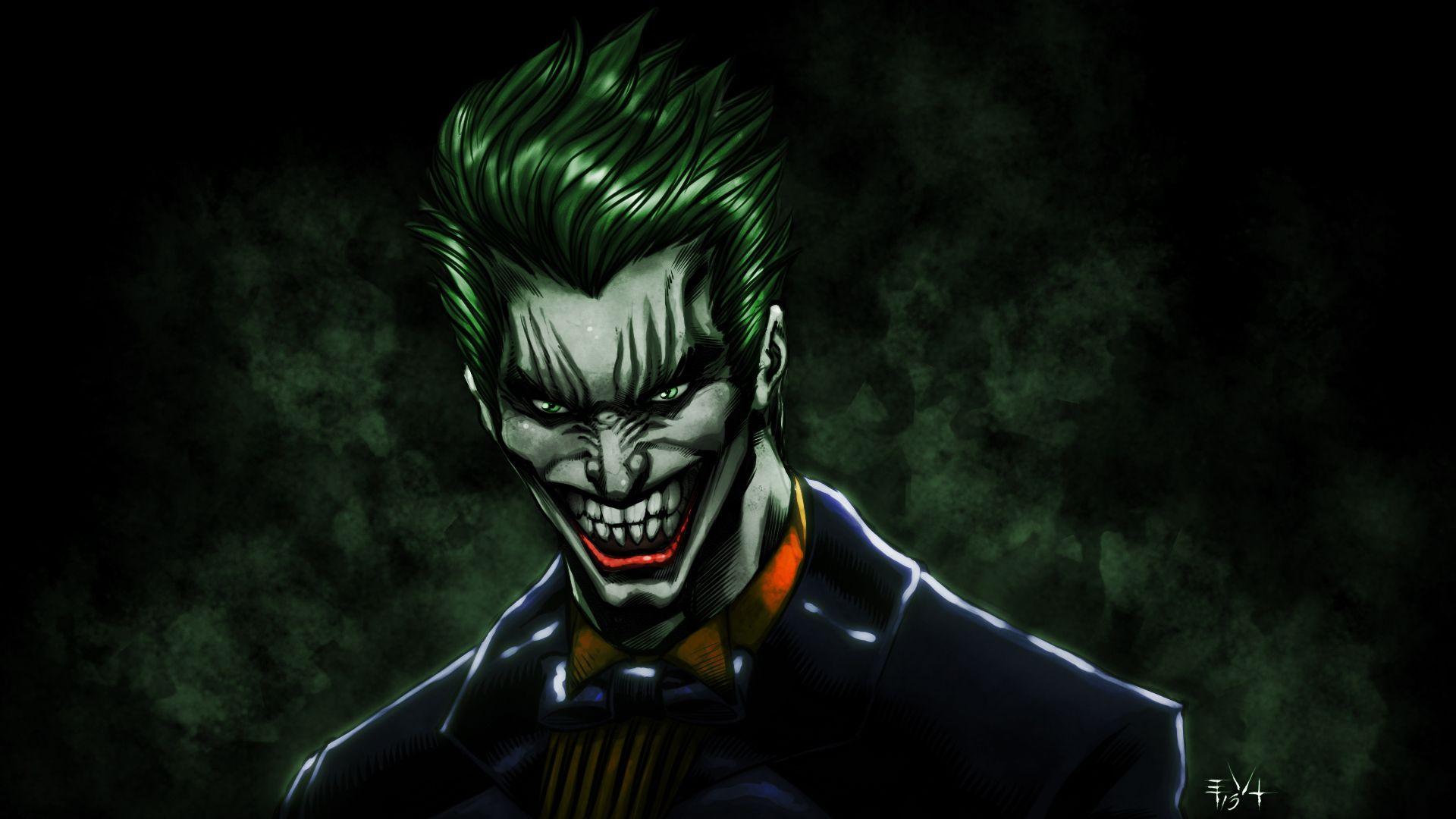 The Joker Wallpaper And Video By Erikvonlehmann On Deviantart Joker Wallpapers Joker Images Joker Comic