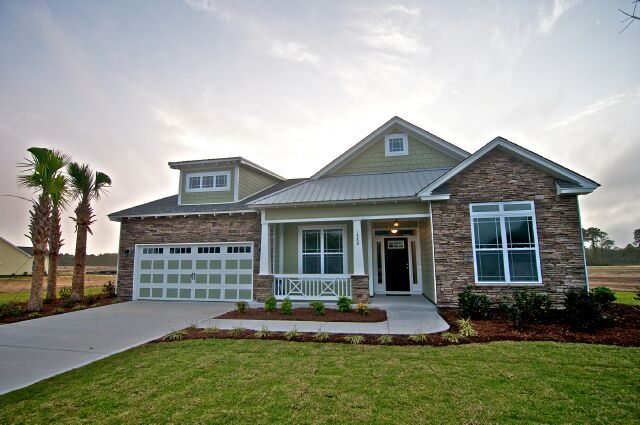 Bill Clark Homes New Home Builder And Real Estate Developer New Home Builders Beach House Exterior Home Builders