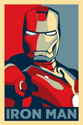 wittylittleknitters:    Iron Man cross stitch pattern  (via spritestitchpatterns, original image by Dustin Schau)