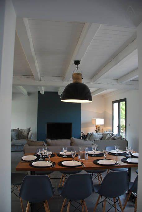 Table de la Salle à Manger Hemma - Leva Pinterest Salons and House