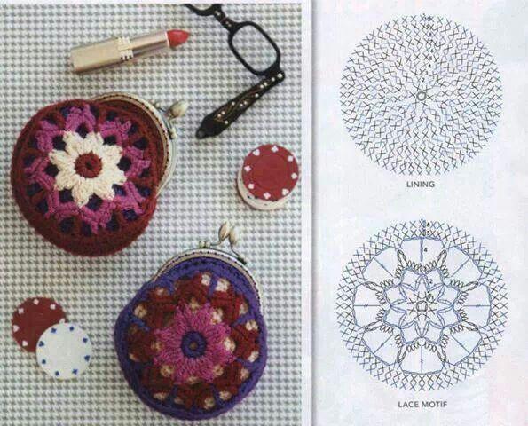 from FB - Tutorial Crochet