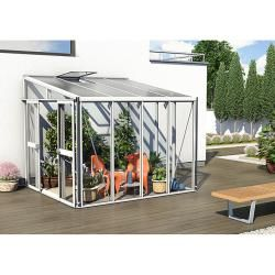 Photo of Lean-to greenhouses