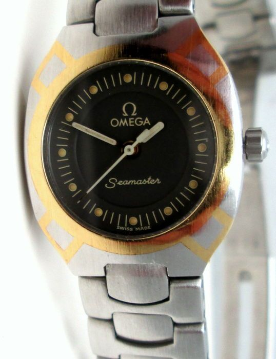ac4e93b1624 Catawiki online auction house  Omega Seamaster - women s watch