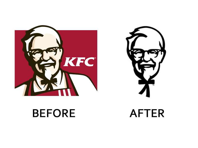 Did you notice that these 20 companies changed their logos