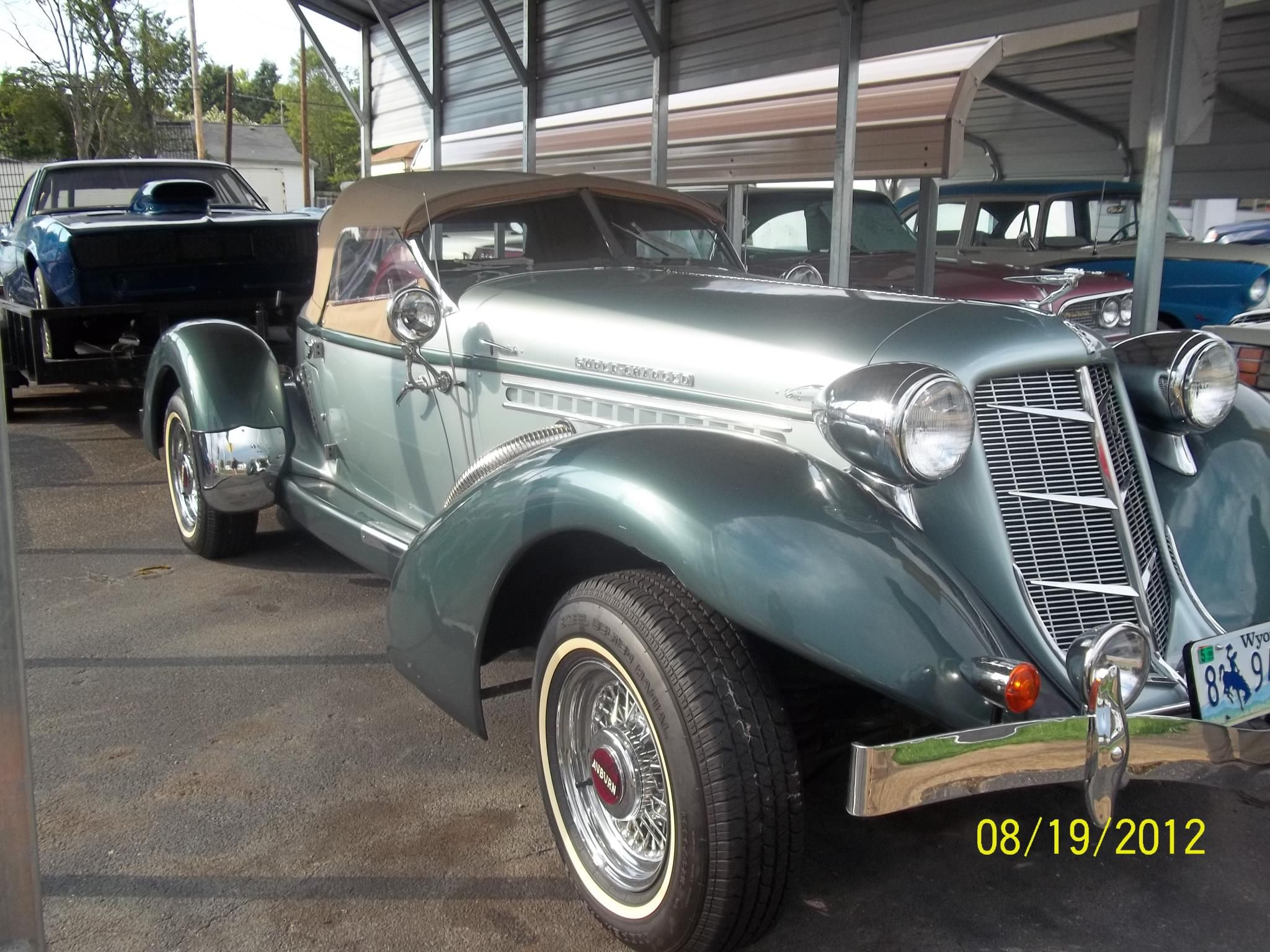 Greene\'s Classic Cars Lenoir City Tn by Marcia Thomas | Want ...