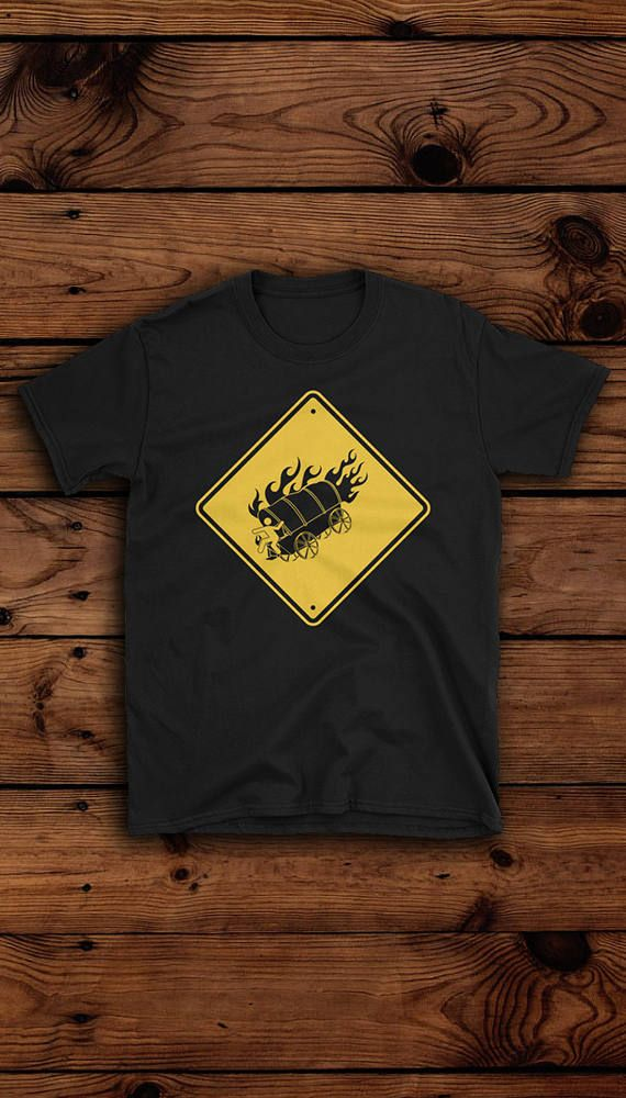 8ee1dc107 Wagon Burner T-shirt Pure Wild Savage Apparel by PureWildSavage Click Visit  to purchase yours today!