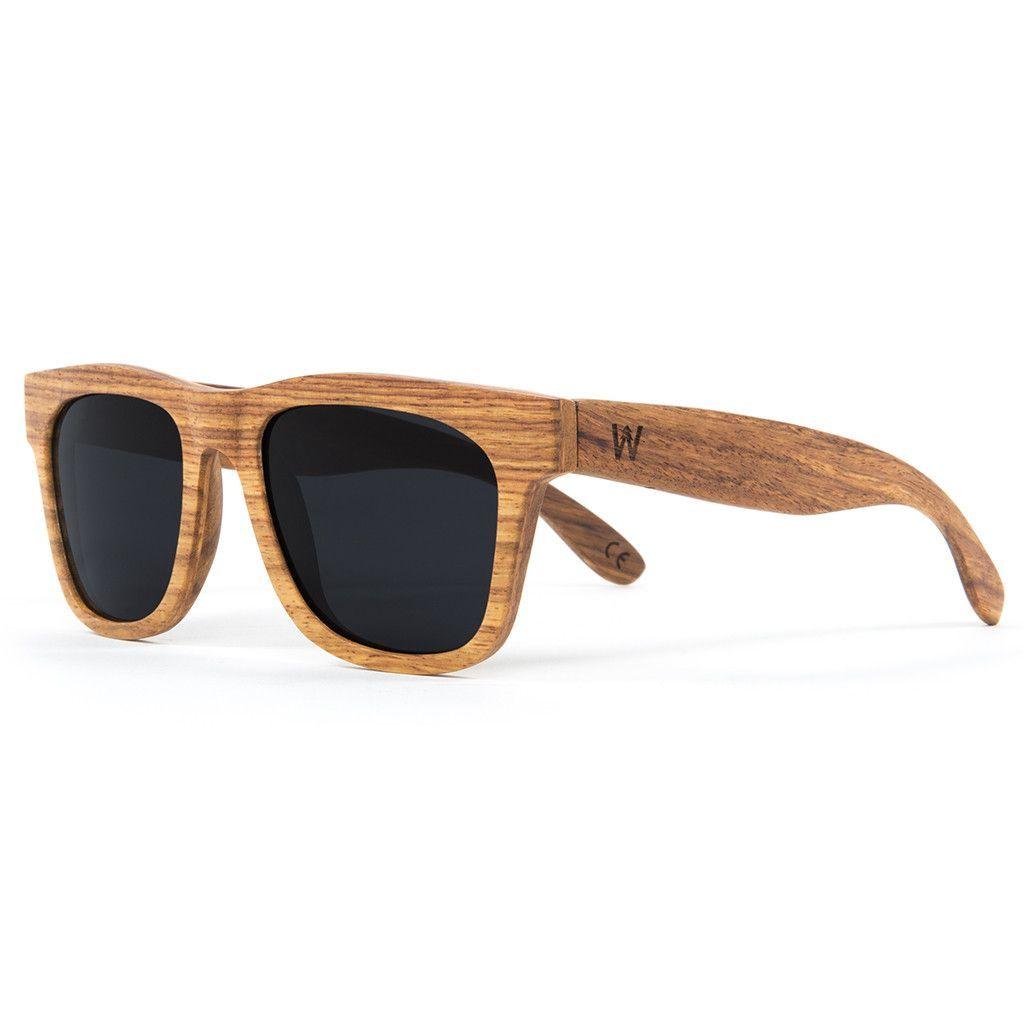 260dbe5f1e 4est Shades Polarized Lenses Wood Sunglass