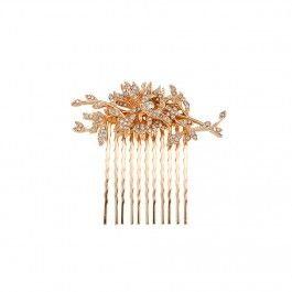 WILD DECADENCE HAIR COMB - GOLD