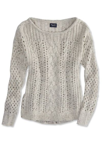 Open-Knit Sweaters - American Eagle Outfitters from  InStyle 48976ac3b