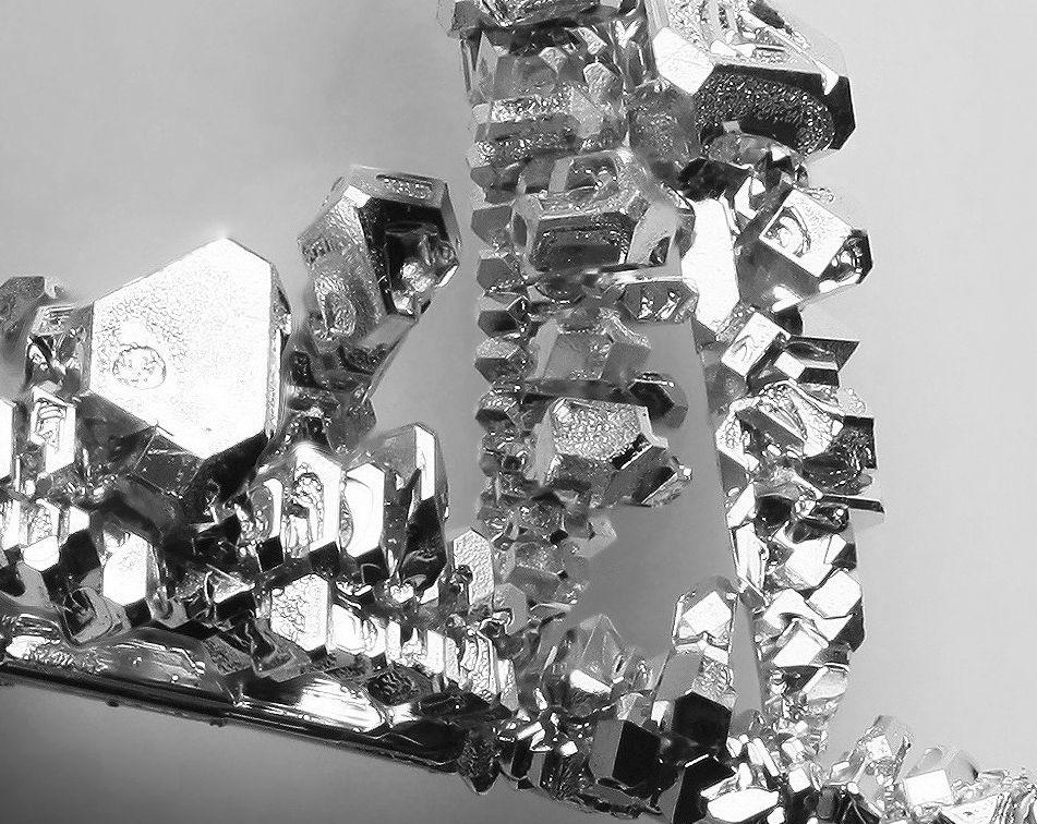 Crystal Growth Algorithm Q Thrill Science Pinterest