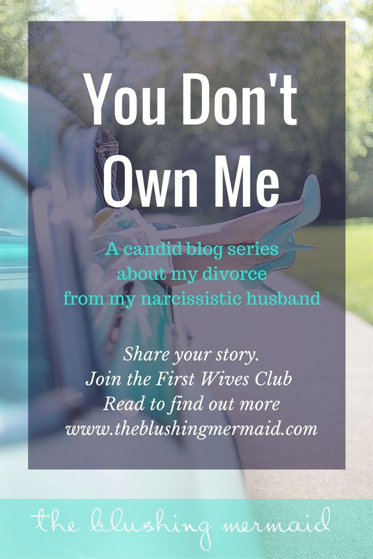 Separating from a narcissistic husband