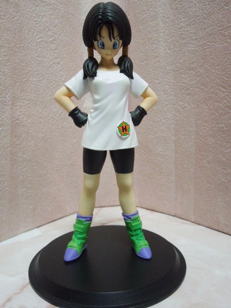 Dragon Ball Z DX PichiPichi gal Figure 3 Android  18 Banpresto FROM JAPAN