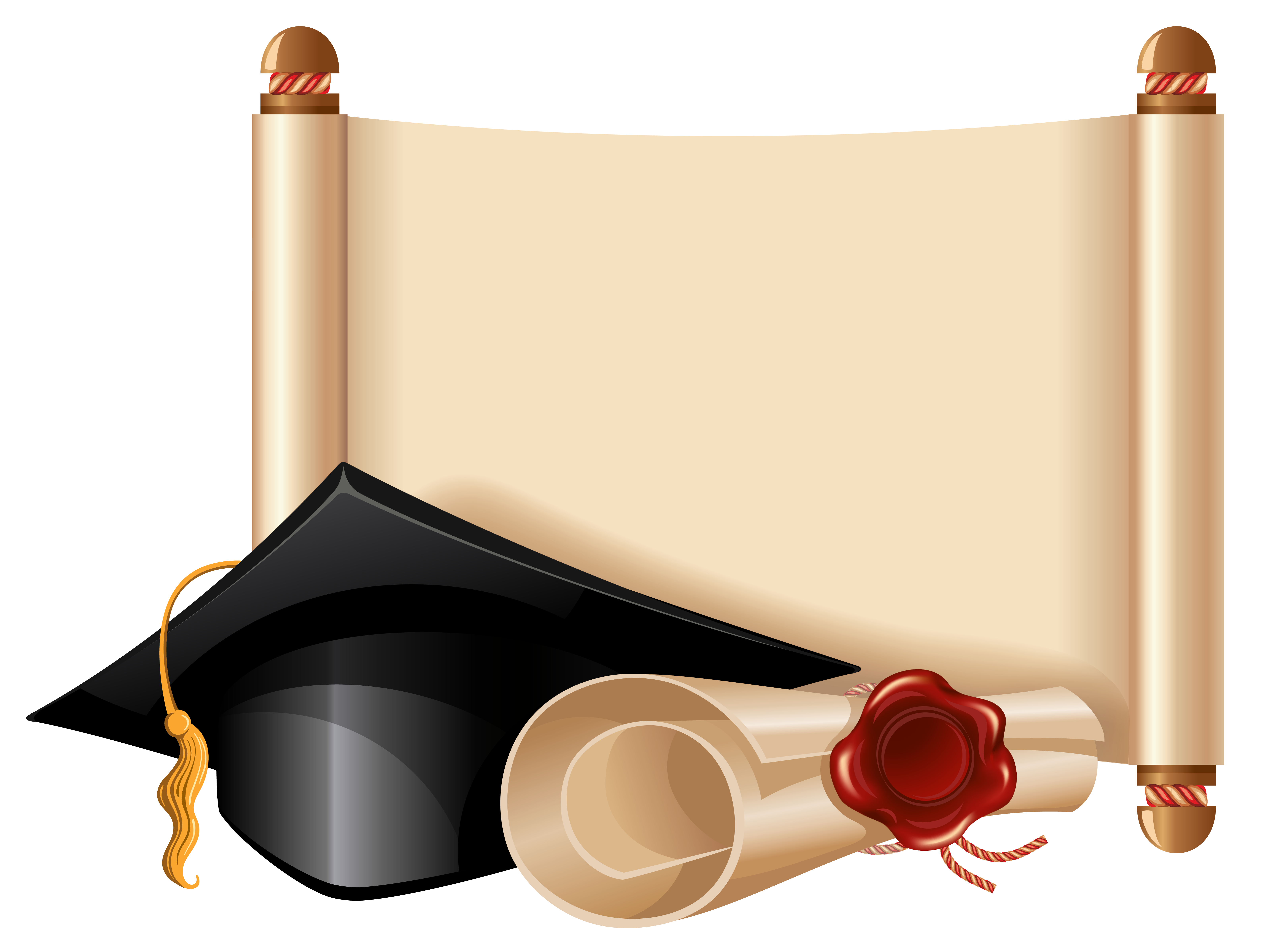 Diploma And Graduation Cap Png Clipart Picture Tarjetas De Graduacion Tarjetas De Grado Tarjetas
