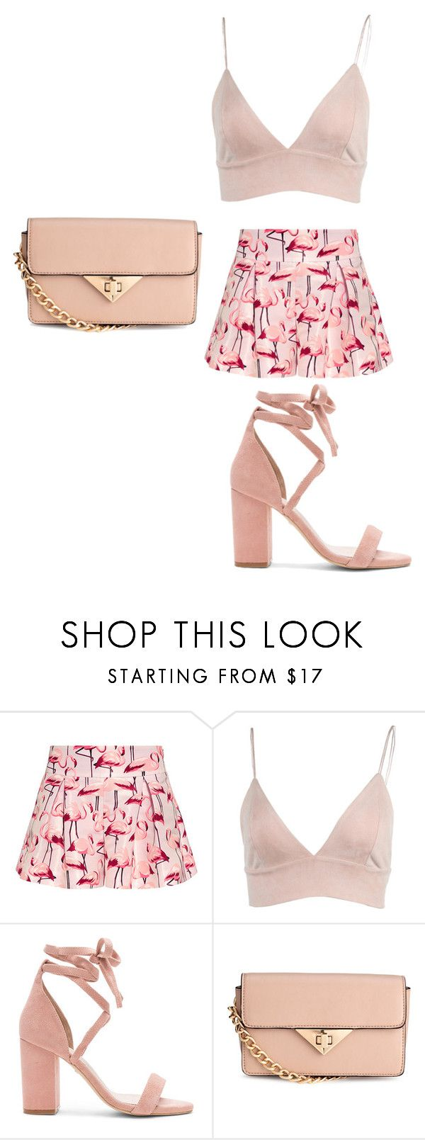 """""""love"""" by explorer-14945089776 on Polyvore featuring RED Valentino and Raye"""
