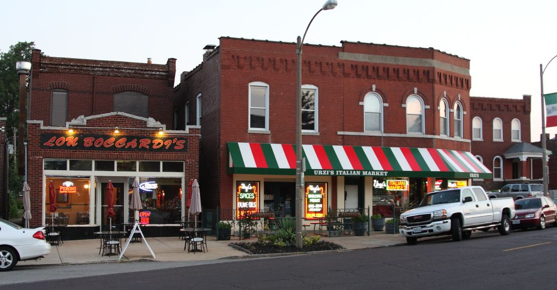 St Louis Version Of Little Italy Gotta Go If You Ve Never Visited