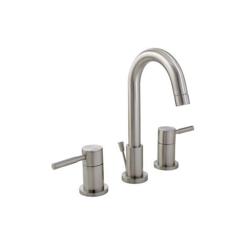 Mirabelle MIRWSCED800H Edenton 1.2 GPM Widespread Bathroom Faucet ...